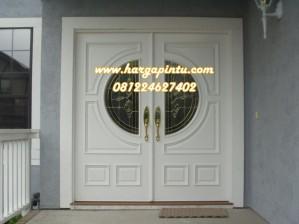 Pintu Kupu Tarung Warna Putih HP-21