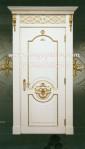Set Daun Pintu Rumah Mewah Klasik HP-08