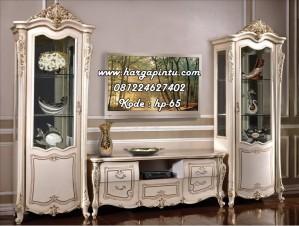 Bufet Tv Klasik Mewah 1 Set HP-65