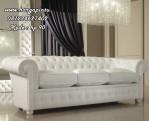 Sofa Santai 3 Dudukan Elegan