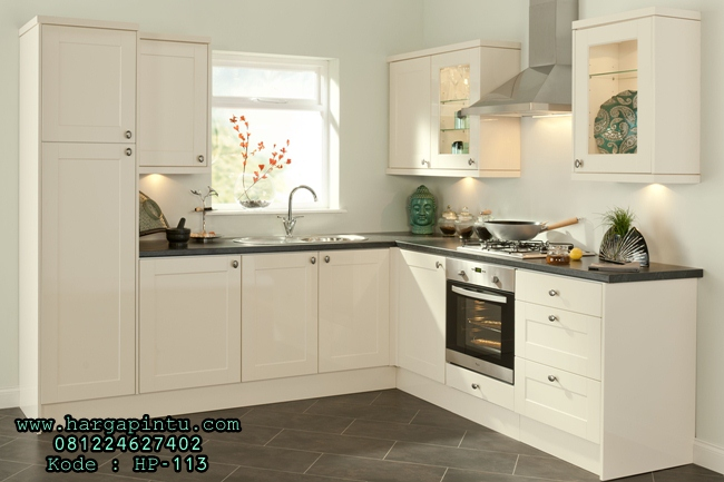 Desain kitchen set model set kitchen minimalis murah for Katalog kitchen set