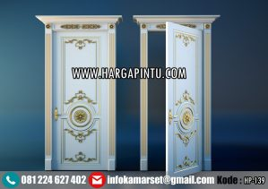 Pintu Kamar Mewah Rumah Klasik HP-139