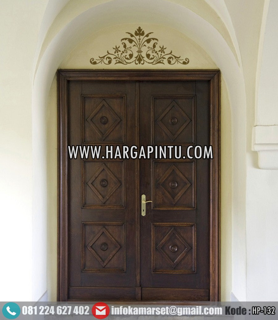 Pintu Kupu Tarung Antique HP-132
