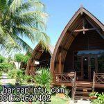 Resort Rumah Tradisional Lombok