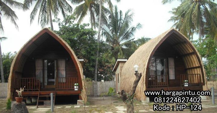Villa Rumah Suku Sasak Lombok