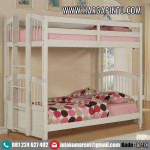 Tempat Tidur Anak Kembar Tingkat