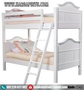 Tempat Tidur Susun Klasik Simple