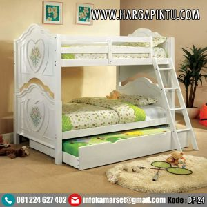 Tempat Tidur Tingkat Anak Perempuan