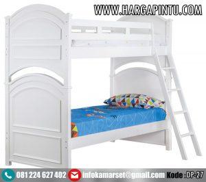Tempat Tidur Tingkat Klasik