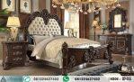 Set Tempat Tidur Ukir Klasik Terbaru