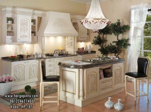 Kitchen Set Klasik Victorian