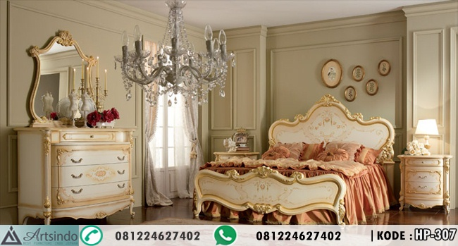 Kamar Tidur Royal Eropa HP-307
