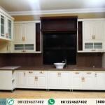 Kitchen Set Duco Mahogany Jepara