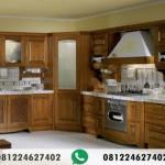 Kitchen Set Jati Model L