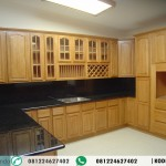 Kitchen Set Kayu Solid