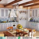 Kitchen Set Klasik Elegan Model L