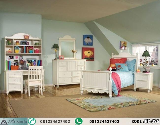 Satu Set Kamar Anak Perempuan Terbaru