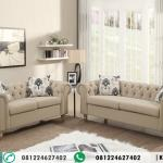 Sofa Tamu Minimalis Simple Elegant HP-433