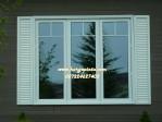 Jendela Rumah Minimalis Warna Putih