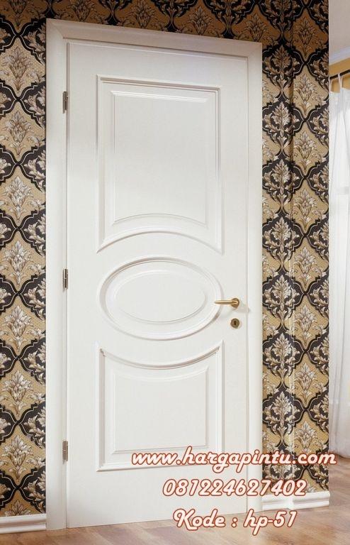 Pintu Modern Desain Simple Elegan HP-51
