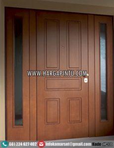 Pintu Utama Minimalis HP-133