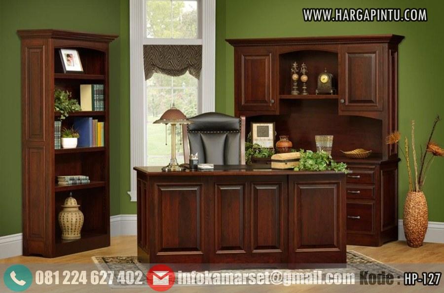 Set Meja Kantor Ruang Kerja Direktur