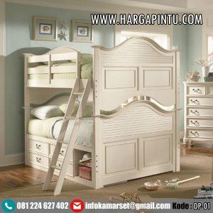 Bunk Bed Anak Perempuan