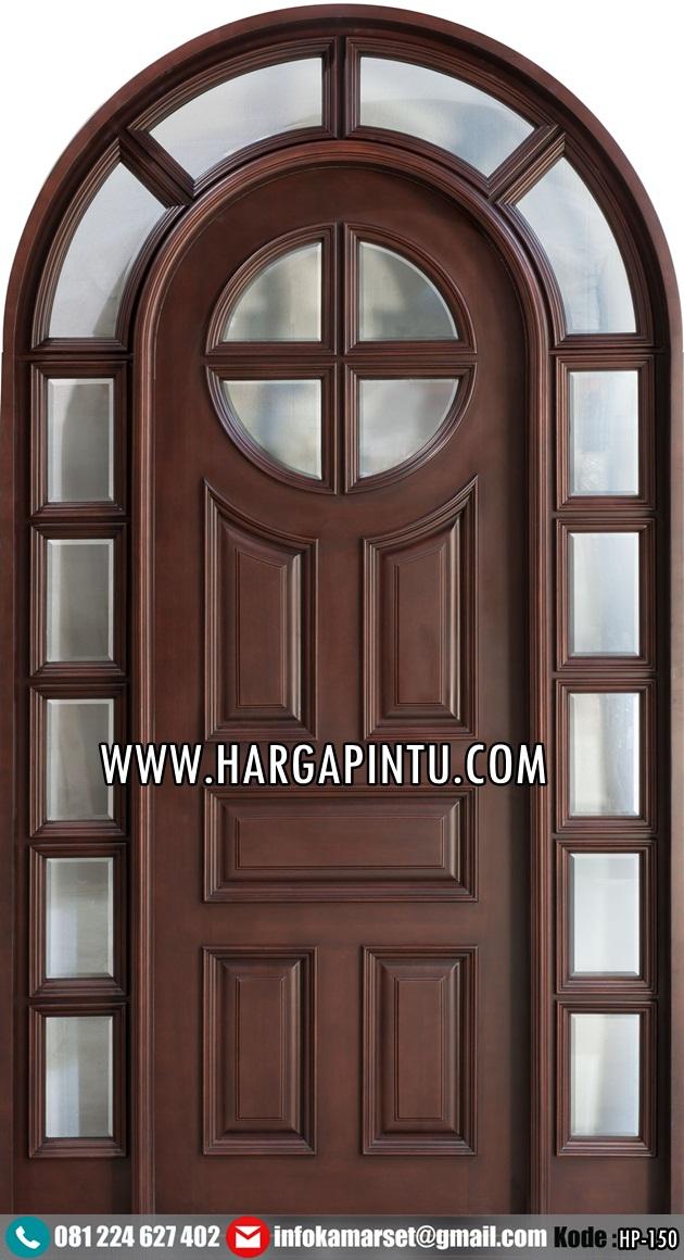 Set Pintu Lengkung Kusen Lobang