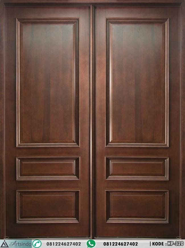 Pintu Rumah Minimalis Simple HP-320