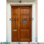 Pintu Rumah Minimalis Terbaru HP-327
