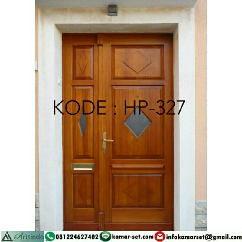 Desain Pintu Rumah Minimalis Terbaru HP-327