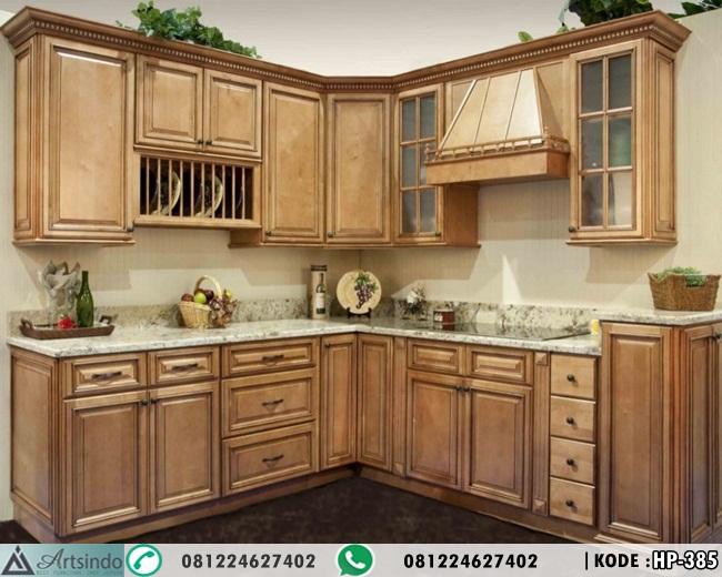 Desain Kitchen Set Minimalis Murah Model L Harga Pintu Harga Pintu