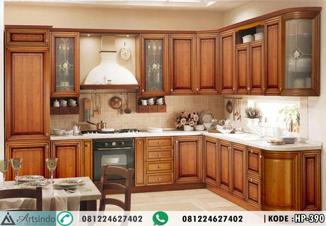 Kitchen Set Minimalis Model L Harga Pintu Harga Pintu