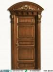 Pintu Kamar Klasik Athena