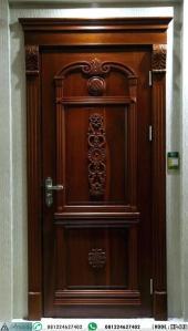 Pintu Kamar Kayu Jati HP-448