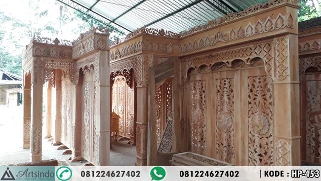 Set Dekorasi Pelamianan Model Maroko