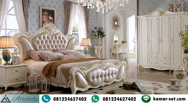 Set Kamar Tidur Klasik Lengkap