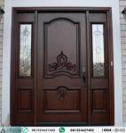 Pintu Utama Klasik Model Terbaru HP-461