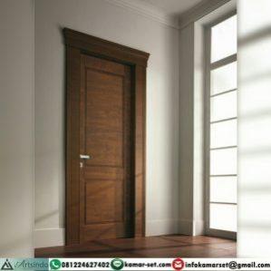 Pintu Jati Model Minimalis HP-483