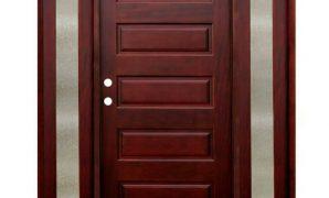 Pintu Jati Jendela Sambung Rumah Minimalis