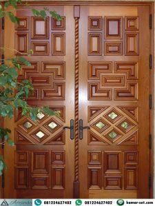Pintu Kupu Tarung Panil Vintage Klasik Sierra Morena